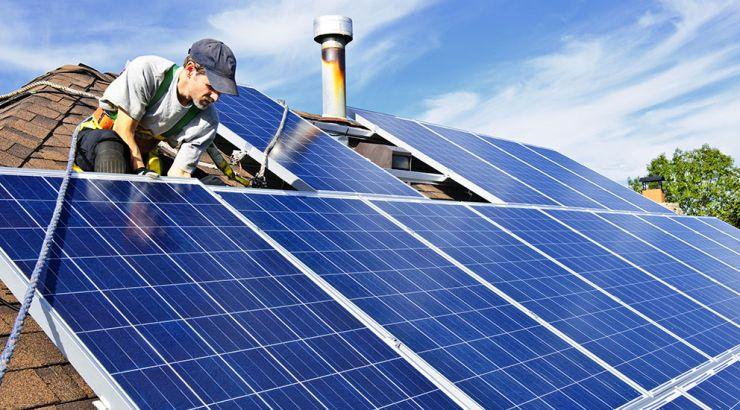 Solarthermie der Thomas Schrörs GmbH